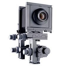 中判、大型カメラ